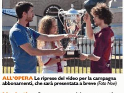 Nuovo video promo firmato Dal Canto – Il Telegrafo, 28 giugno 2018