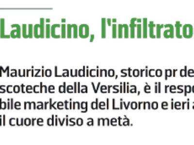 Laudicino, l'infiltrato – La Nazione, 8 ottobre 2018