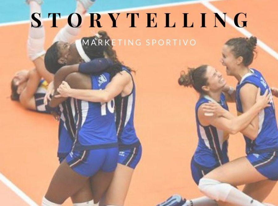Il potere dello storytelling nel marketing sportivo